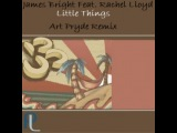 James Bright Feat. Rachel Lloyd - Little Things (Art Pryde Drum'n'Bass Mix)