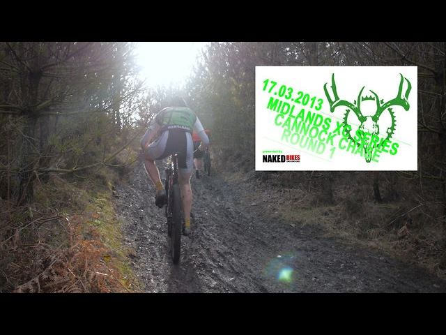 Midlands XC Series 2013, Round 1 Cannock Chase