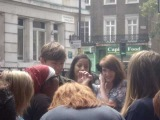 Nathan Sykes Hanging With The Girls At KoKo