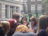 Nathan Sykes Hanging With The Girls At KoKo