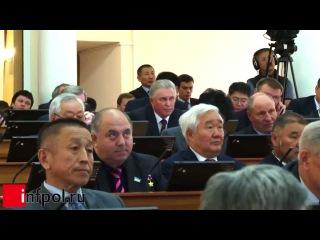 Выборы главы республики Бурятия