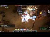Cabal Online (Ru) - Wizard Panic Cave (Hard)