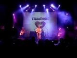 Пёс и группа - Фонтаны (live@Главbeat)