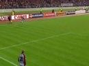 Бавария Динамо Киев 1-0 ответный матч сезона 1998/99 гол Марио Баслера