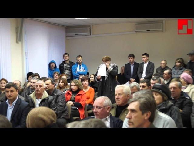 Общественные обсуждения по полигону в с.Туртапка
