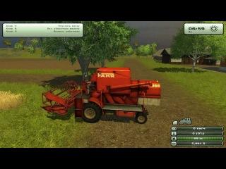 ГОНОЧНЫЙ ТРАКТОР - Farming Simulator 2013