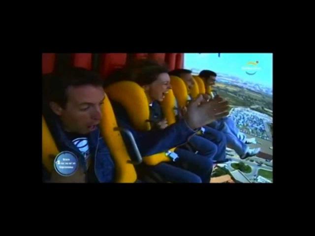 Самый лучший парк развлечений ПОРТ АВЕНТУРА в Испании