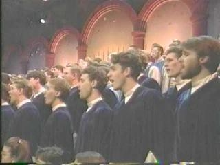 St. Olaf Massed Men's Chorus - Ave Maria (Biebl)