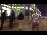 duct tape man is hitting the streets of burnaby/человек-скотч в Бернаби