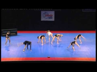 Pandoras box, show dance Riesa small groups adults 2012, choreographed: Blaž Godec