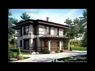 Лучшие проекты домов и коттеджей 2012 г