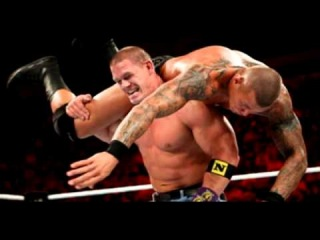 John Cena VS Randy Orton