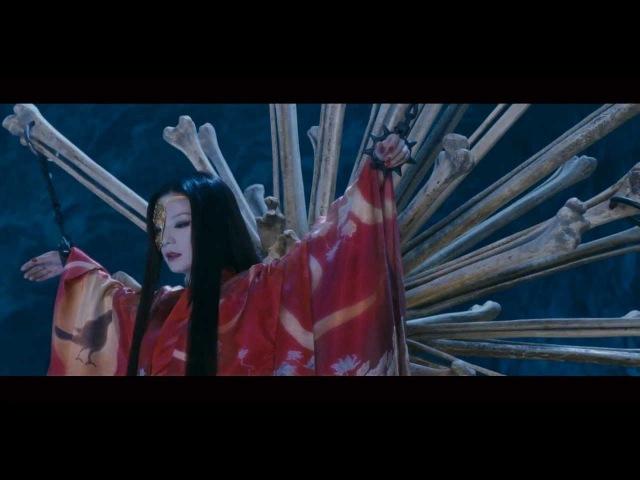張靚穎--《畫皮II》(轉生術) 主題曲《畫心II》(官方版MV)