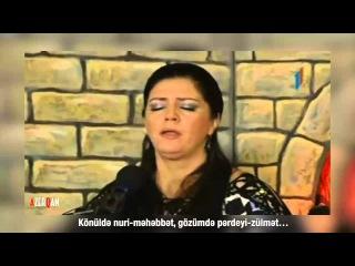 Nuriyye Huseynova - Kor Erebin Mahnisi ( Fikret Amirov )  Нурия Гусейнова