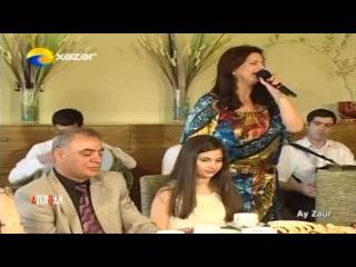 Nuriyye Huseynova - Ay qiz ( Cahangir Cahangirov ) Нурия Гусейнова - Айгиз