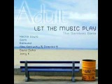 Hector Couto &amp Santi Garcia feat Pablo Fierro - Let the Music Play (David Zafra Remix)