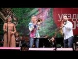 Nikolay Moiseenko Project &amp Globalis Orchestra Usadba Jazz 2012
