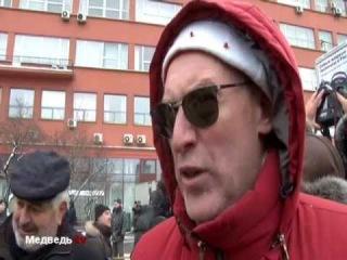 Митинг на Сахарова (II). Павел Лобков, Маша Гайдар и Артемий Троицкий: что нас ждет в марте?