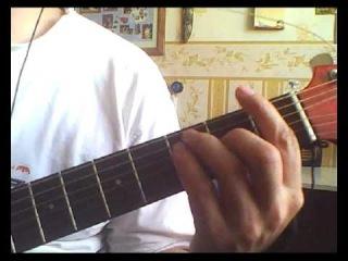 Песенка львенка и черепахи. Аккорды на гитаре