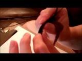 Как обернуть камень используя узлы макраме