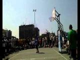 Hadzbe &amp Daniel Slam Dunk Contest Streetball with Marcin Gortat 2012