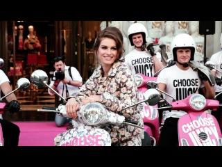Открытие магазина Juicy Couture в Лондоне