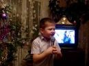 мальчик поет песню Стаса Михайлова