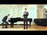 Концерт Класса Е.А. Петрова (кларнет) 1.03.2012 - 1