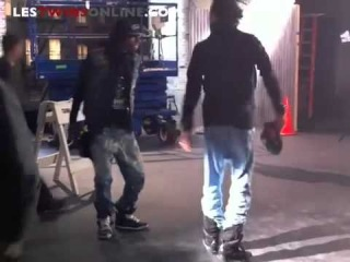 Les Twins BET SPECIAL - Larry and Laurent with a little Bobby on the side...