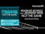 Markus Schulz feat. Jennifer Rene - Not The Same (Carlo Resoort Remix)