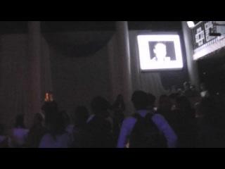 NDA - Чёрно белые картинки, выступление в ДТДиМ 16.11.12.