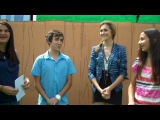 Alyson Stoner and Vincent Martella Interview With Chicago Parent