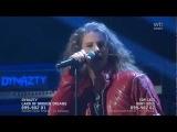Dynazty - Land Of Broken Dreams - Melodifestivalen 2012 - Andra Chansen