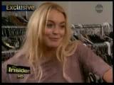 Lindsay Lohan Celebrity Hoarder (The Insider Part 1)