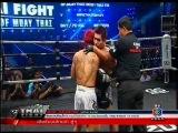 THAI FIGHT 2/14 Tomoyuki Nishikawa vs Choi Woo Yeong 70Kg. 23 Oct 2012