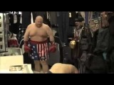 Johnny Knoxville vs Butterbean