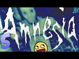 TELEPORTING NAKED GUY CAN RUN! - Amnesia: Obscurity (5) Final