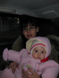 Ольга Капиева, Кара-Суу