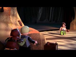 Лего Звёздные Войны: Хроники Йоды 2 эпизод 1 часть