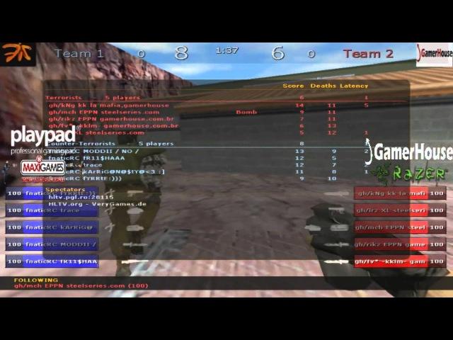 GORDOx narra Gamerhouse x Fnatic Dreamhack Romenia
