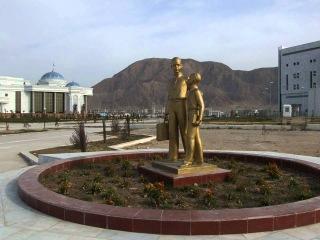 Балканабат (Небит-Даг) Туркменистан
