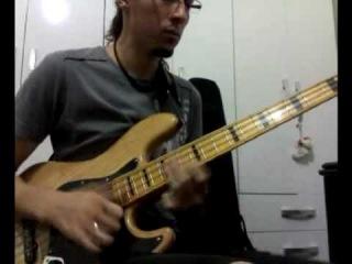 Diego Randi - Slap Bass Groove - Gm (Loop JAM)