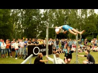 The First Baltic Street Workout Championship