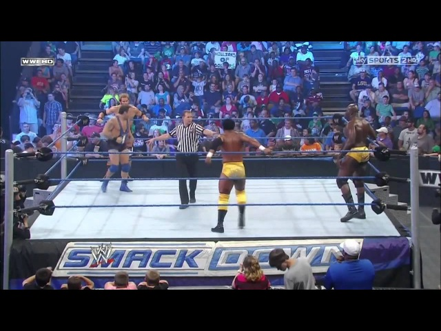 [WU Video] WWE Friday NIght Smackdown 01.06.2012 (720p)