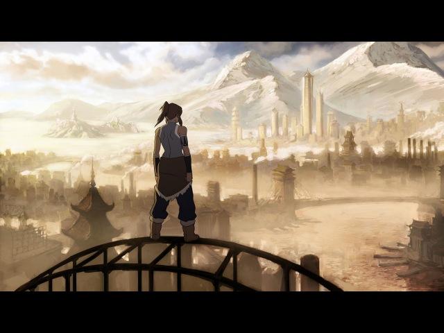 The Legend of Korra - Book 1 Air | TRAILER 2 | english HD