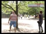 Националисты избили организатора гей-парада. г.Киев.