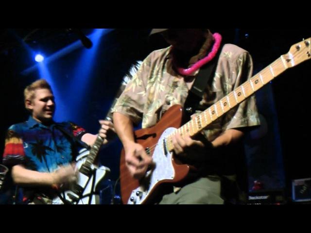 4 21 Zebrahead Ricky Bobby live in Herzele 2011