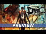 DmC: Devil May Cry Preview - Eurogamer
