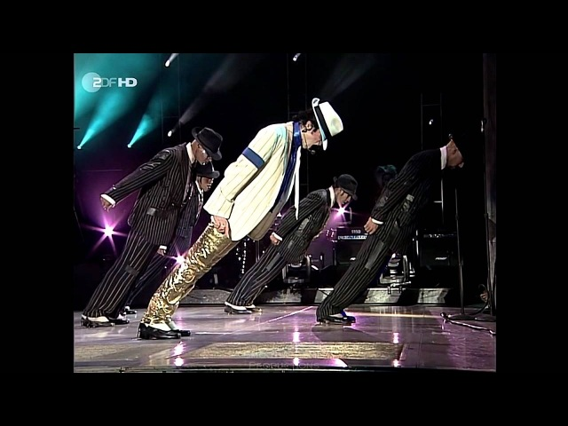 Michael Jackson - Smooth Criminal - Live in Munich 1997 [HD]