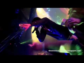 Danny Brown - Die Like A Rockstar (Live) Check Yo Ponytail 2 @ Echoplex Los Angeles, CA 1/24/12